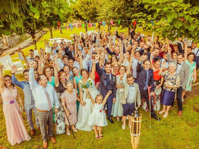 La boda de Fran y Iria en Laias, Orense 24