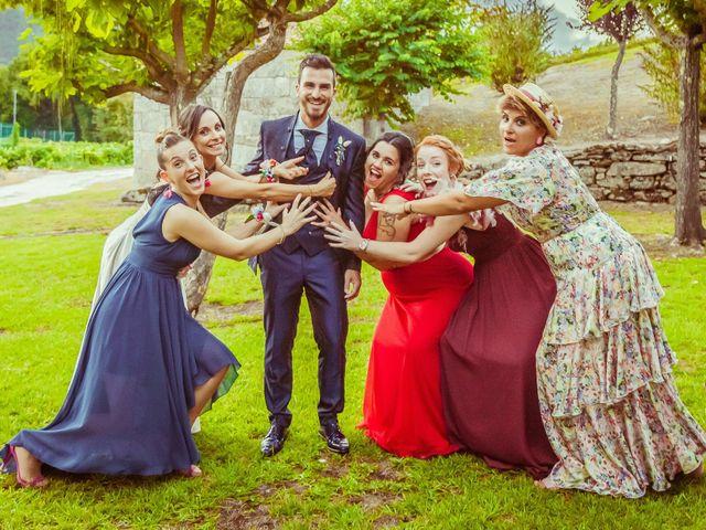 La boda de Fran y Iria en Laias, Orense 25