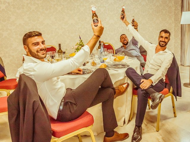 La boda de Fran y Iria en Laias, Orense 29
