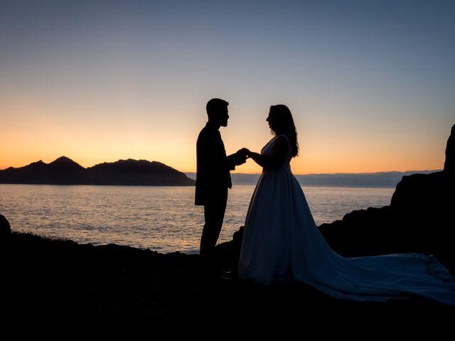 La boda de Fran y Iria en Laias, Orense 35