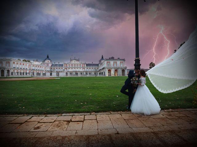 La boda de Sergio y Beatriz en Aranjuez, Madrid 13