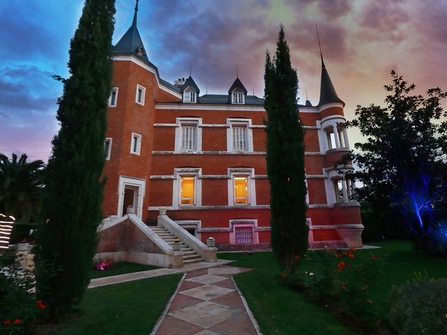 La boda de Sergio y Beatriz en Aranjuez, Madrid 18