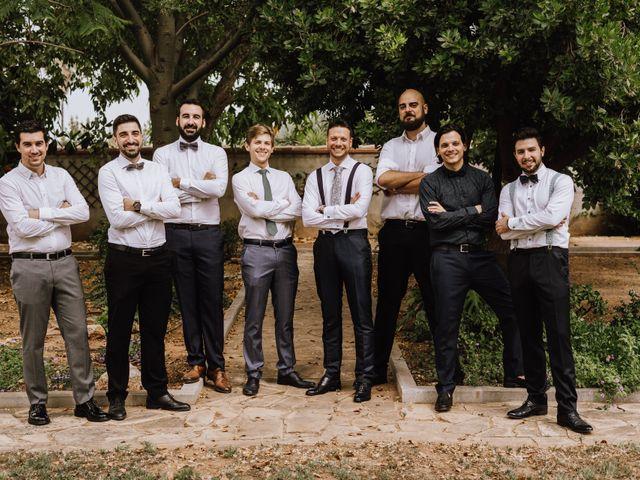 La boda de Alex y Lledó en Castelló/castellón De La Plana, Castellón 13