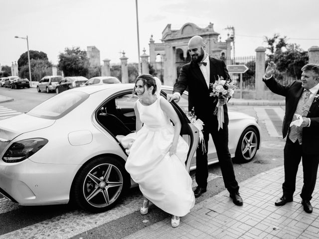 La boda de Alex y Lledó en Castelló/castellón De La Plana, Castellón 14