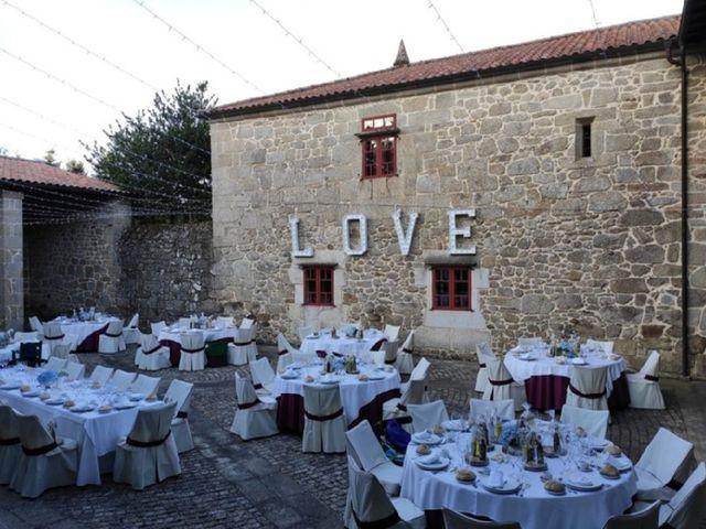 La boda de Daniel y Brenda en Monforte de Lemos, Lugo 1
