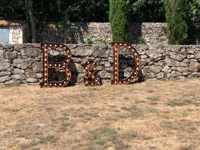 La boda de Daniel y Brenda en Monforte de Lemos, Lugo 11