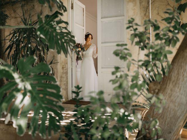 La boda de Fernando y Paloma en Beniarbeig, Alicante 18