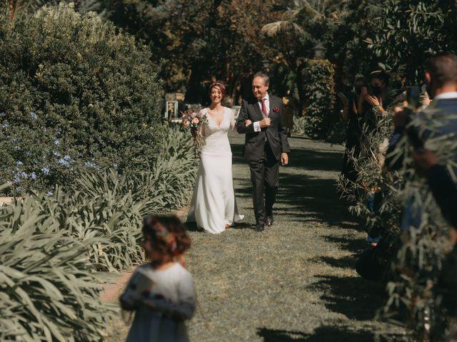 La boda de Fernando y Paloma en Beniarbeig, Alicante 19
