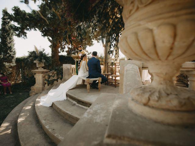 La boda de Fernando y Paloma en Beniarbeig, Alicante 21