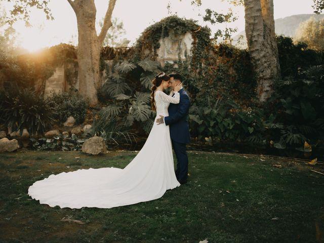 La boda de Paloma y Fernando