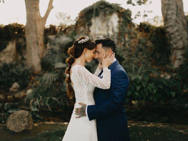La boda de Fernando y Paloma en Beniarbeig, Alicante 35