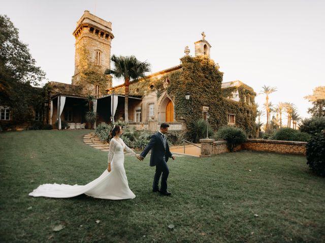 La boda de Fernando y Paloma en Beniarbeig, Alicante 37