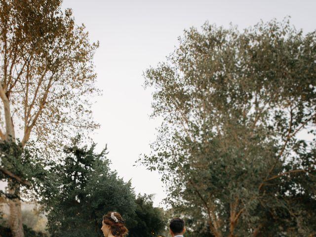 La boda de Fernando y Paloma en Beniarbeig, Alicante 1