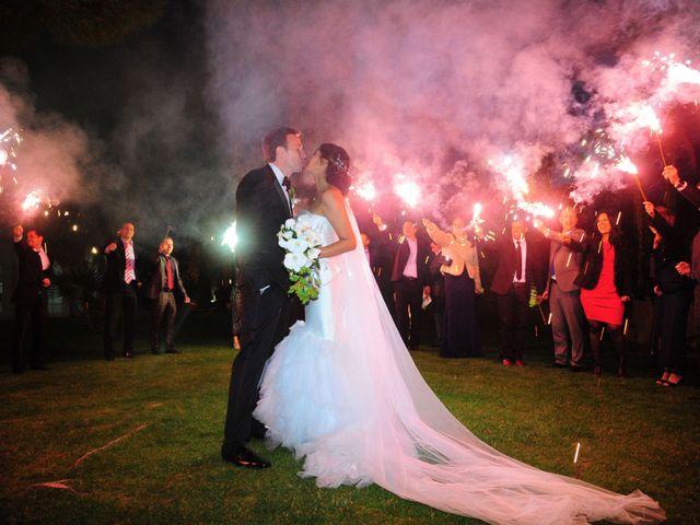La boda de Daisy y Xavier