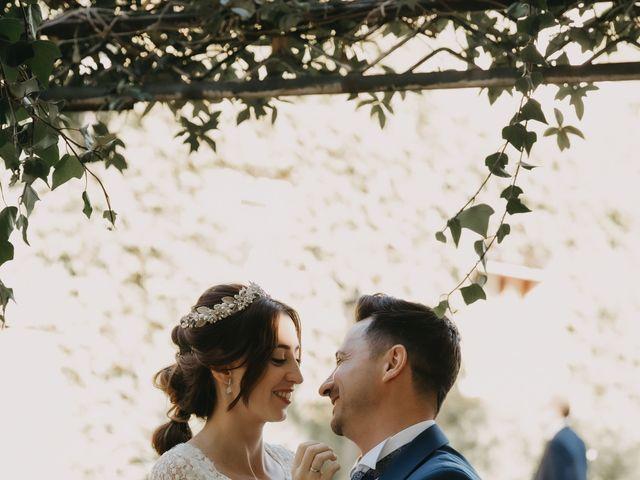 La boda de Fernando y Paloma en Beniarbeig, Alicante 39