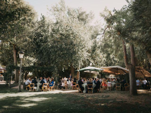 La boda de Fernando y Paloma en Beniarbeig, Alicante 40