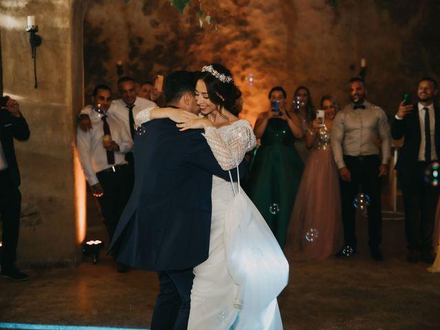 La boda de Fernando y Paloma en Beniarbeig, Alicante 43