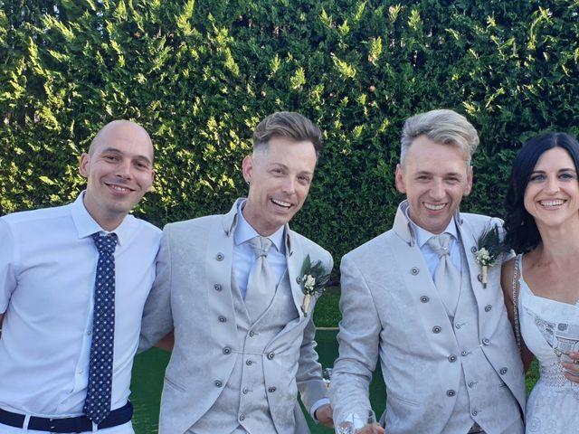 La boda de Jolti y Carlos en Vallfogona De Balaguer, Lleida 2