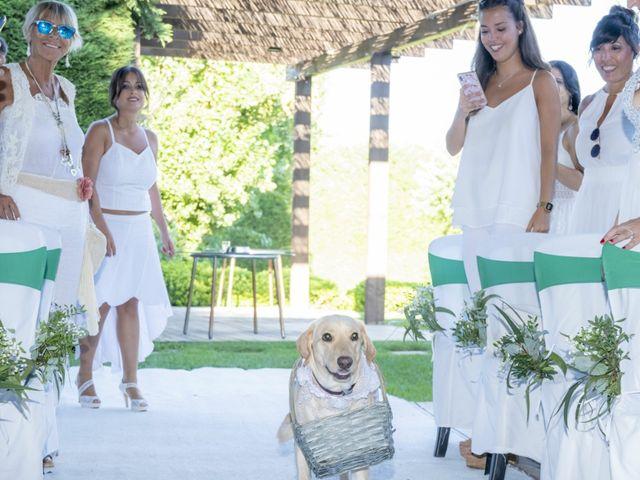 La boda de Jolti y Carlos en Vallfogona De Balaguer, Lleida 4