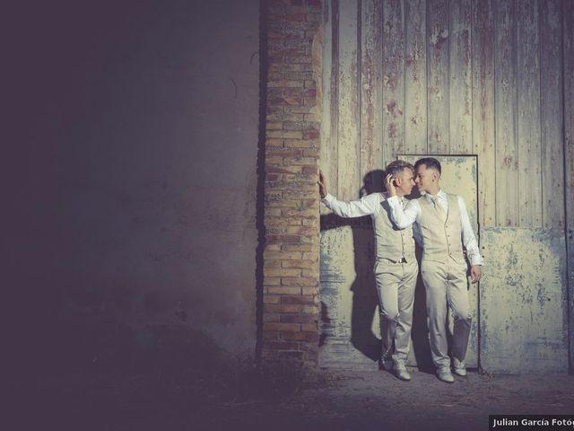 La boda de Carlos y Jolti