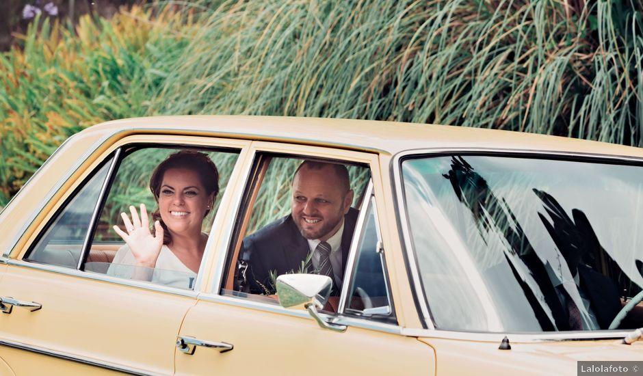 La boda de Gustavo y Ángeles en La Orotava, Santa Cruz de Tenerife