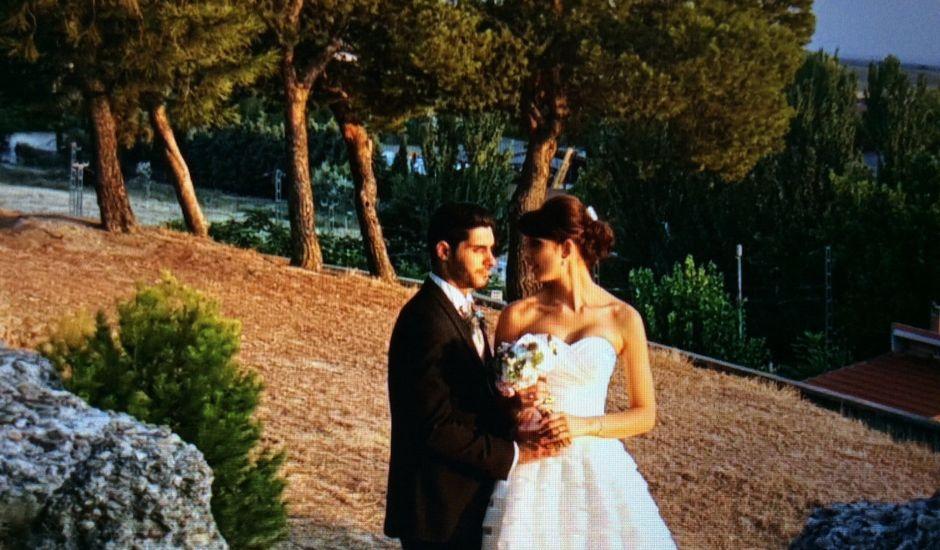 La boda de David y Alexandra en Medina Del Campo, Valladolid