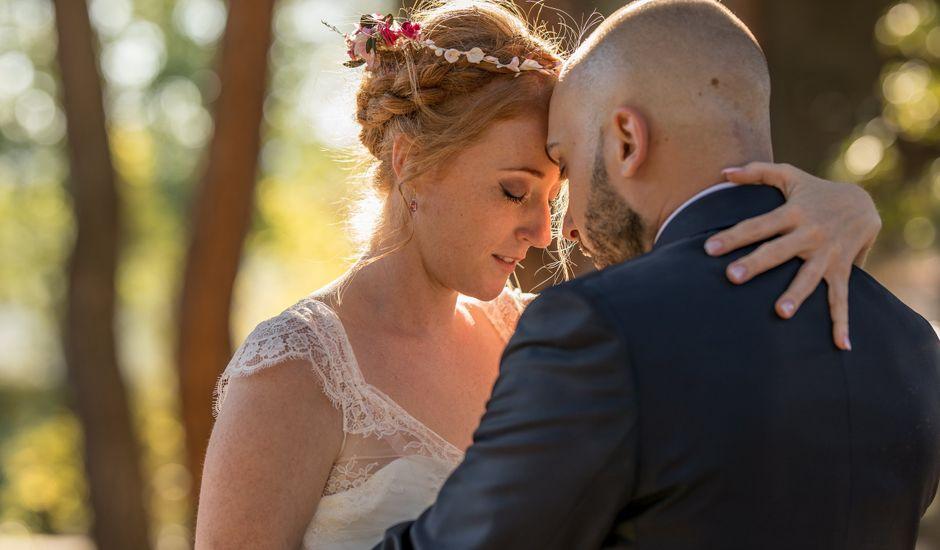 La boda de Daniel y Estefanía  en Collado Villalba, Madrid