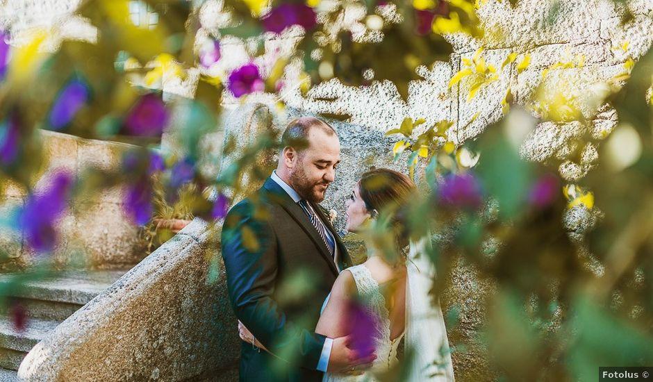 La boda de David y Melissa en Redondela, Pontevedra