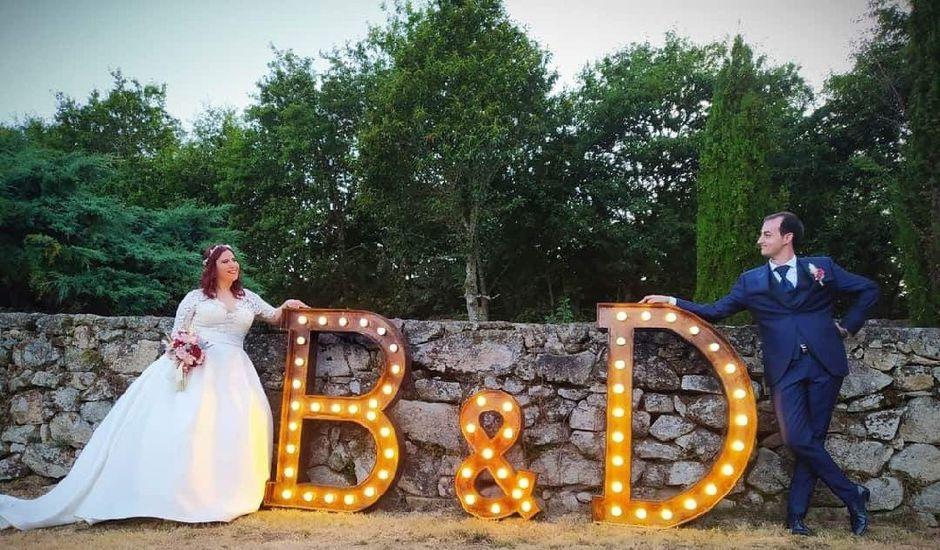 La boda de Daniel y Brenda en Monforte de Lemos, Lugo