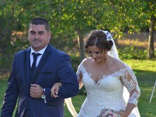 La boda de Mar y Luis 1