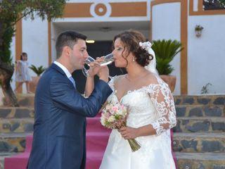 La boda de Mar y Luis