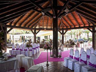 La boda de Elisenda y Fulgencio 1