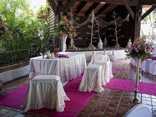 La boda de Elisenda y Fulgencio 2