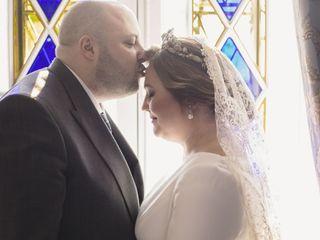 La boda de Mavi y Antonio