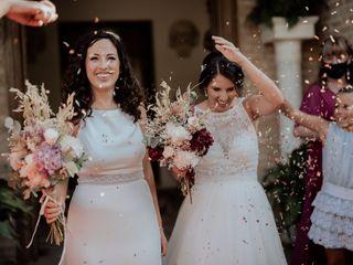 La boda de Sofía y Elena