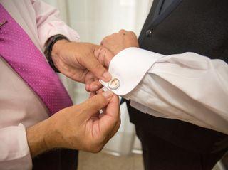 La boda de Julia y Roberto 1