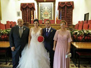 La boda de Gema y Ivan 1