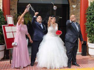 La boda de Gema y Ivan