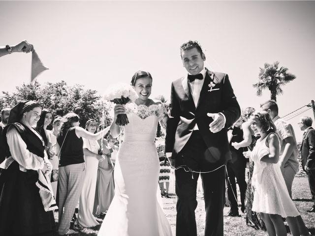 La boda de Dani y Vero en Santa Ana De Abuli, Asturias 8