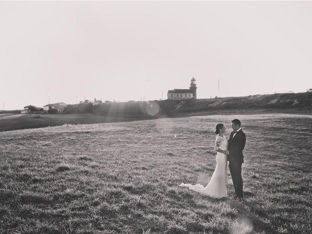 La boda de Dani y Vero en Santa Ana De Abuli, Asturias 15