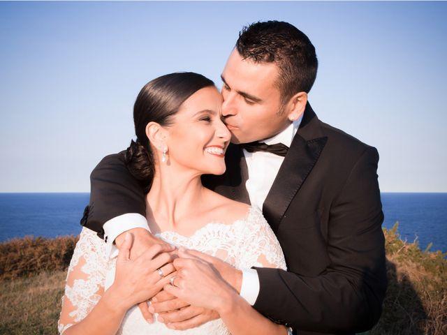 La boda de Dani y Vero en Santa Ana De Abuli, Asturias 16