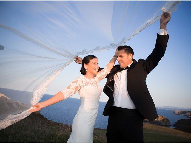 La boda de Dani y Vero en Santa Ana De Abuli, Asturias 17