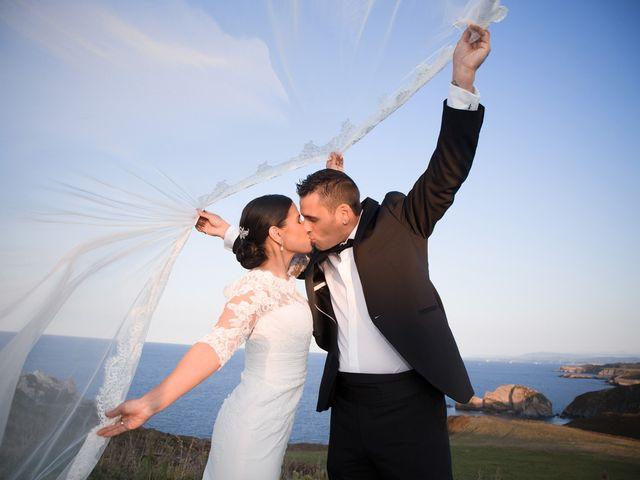 La boda de Dani y Vero en Santa Ana De Abuli, Asturias 19