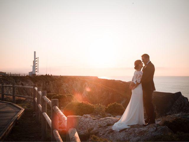 La boda de Dani y Vero en Santa Ana De Abuli, Asturias 21