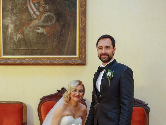 La boda de Nacho y Silvia en Huelva, Huelva 7