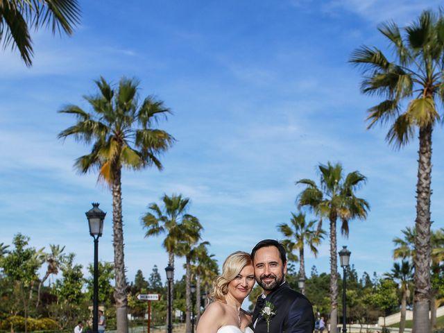 La boda de Nacho y Silvia en Huelva, Huelva 8