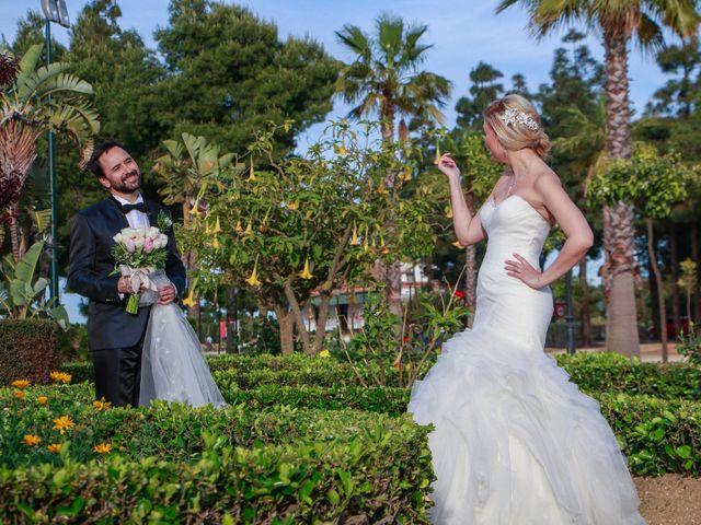 La boda de Nacho y Silvia en Huelva, Huelva 13