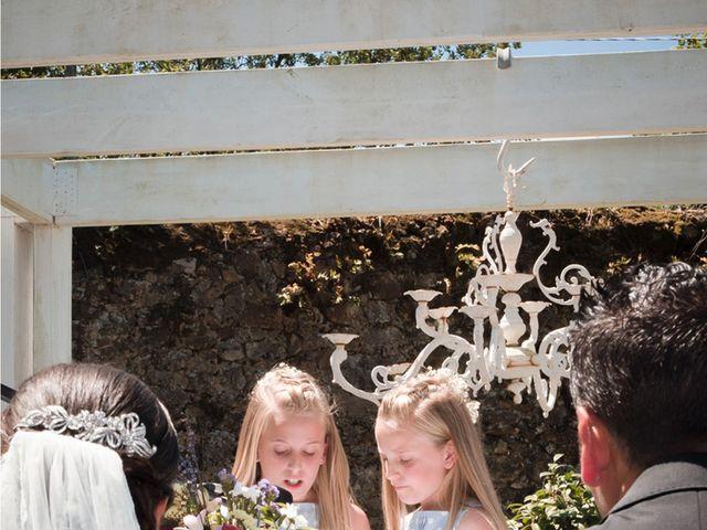 La boda de Dani y Vero en Santa Ana De Abuli, Asturias 5