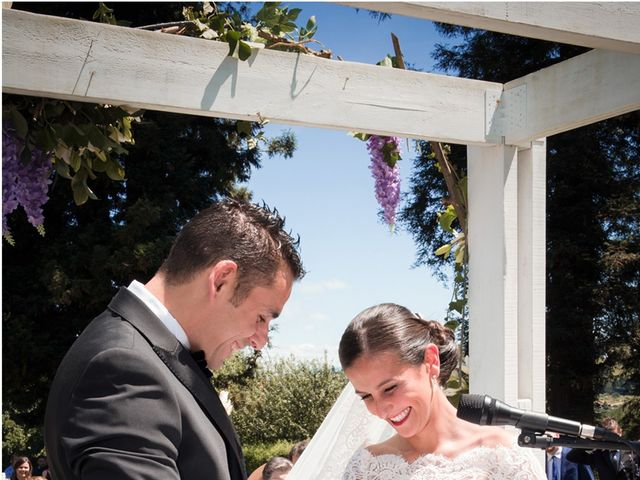 La boda de Dani y Vero en Santa Ana De Abuli, Asturias 6