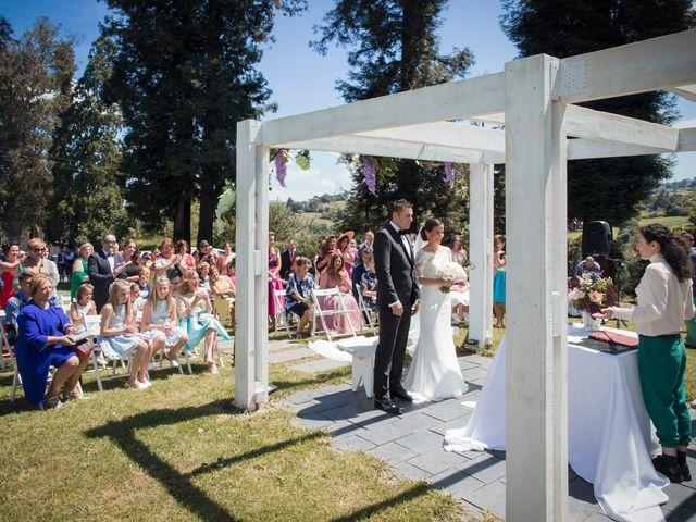 La boda de Dani y Vero en Santa Ana De Abuli, Asturias 7